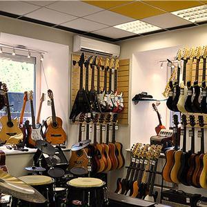 Музыкальные магазины Карабаново