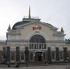 Железнодорожные вокзалы в Карабаново