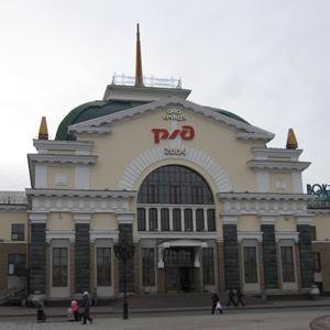 Железнодорожные вокзалы Карабаново